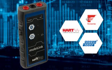 Softing mobiLink – Mobile parameterization of HART, Foundation Fieldbus and PROFIBUS PA devices