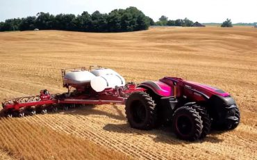 Will farming be fully automated in the near future?