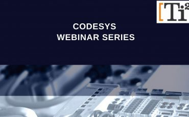 CODESYS Webinar: back by popular demand