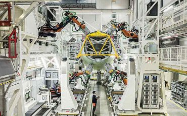 AUTOMATION MAKE A CHANGE TO THE AEROSPACE & DEFENCE INDUSTRIES